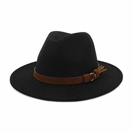 Lisianthus Vintage Fedora Hat