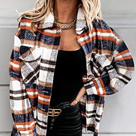 Dokotoo Corduroy & Flannel Button Down Shirts