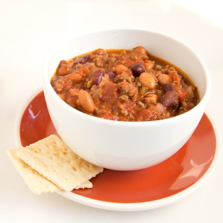 Wendy's Chili Copycat Recipe