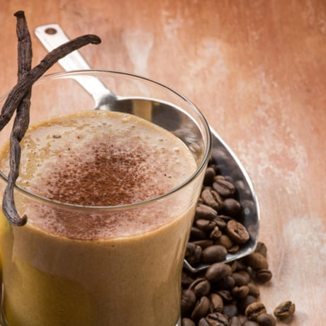 drink smoothie with coffee banana and vanilla; Shutterstock ID 137915840; PO: today.com