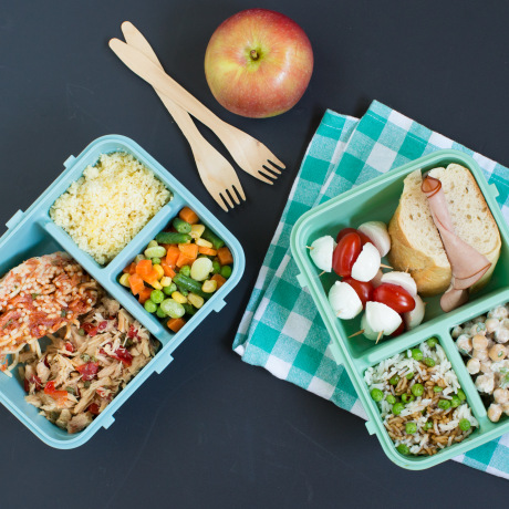 How to pack a bento box for lunch