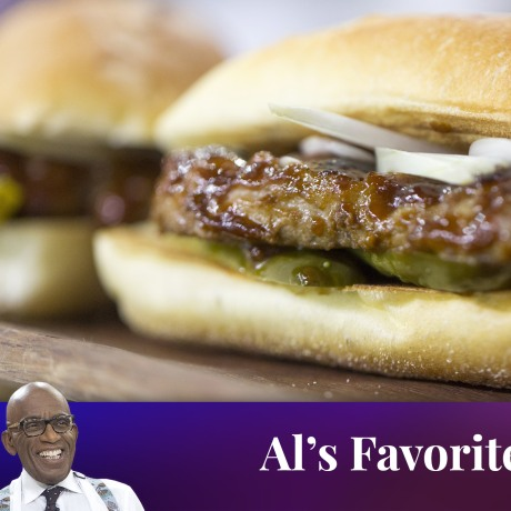 Al Roker's copycat McRib sandwich recipe lets you get your fix anytime