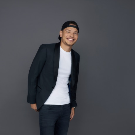 Singer Kane Brown poses for a portrait in the 2016 CMT Music Awards.