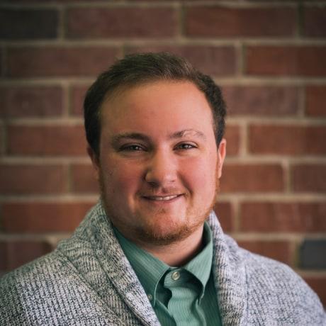 High school teach Dustin Rader.