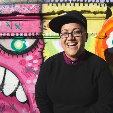 Writer Gabby Rivera