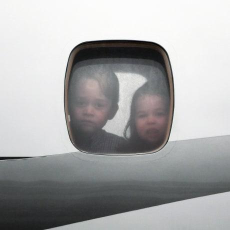 Image: Duke and Duchess of Cambridge visit Poland