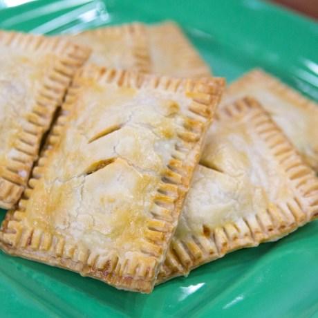 Justin Chapple's back to school hacks. Taco Tarts