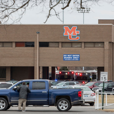 Image: Marshall County High School