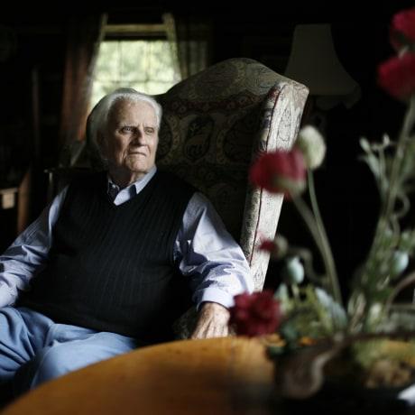 Image: Billy Graham