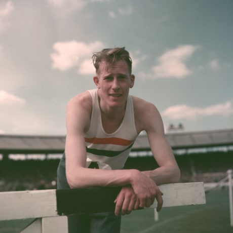 Image: (FILE) Sir Roger Bannister Dies Aged 88