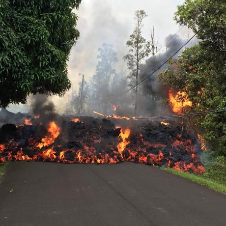 Image: Lava Flow