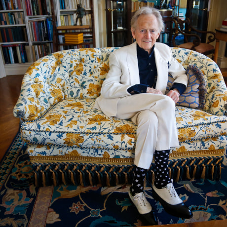 Image: Tom Wolfe