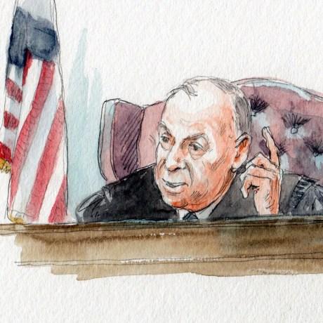 Image: Judge T.S. Ellis