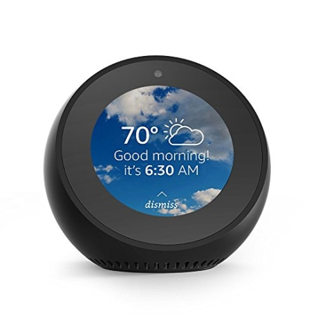Echo Spot - Black (Amazon)