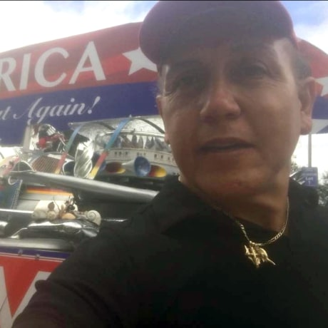 Cesar Sayoc, 56, has been charged in the series of mail bombs sent to critics of President Trump.