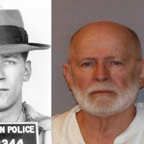 "Image: File booking photo of former mob boss and fugitive James ""Whitey"" Bulger, who was arrested in Santa Monica in 2011"