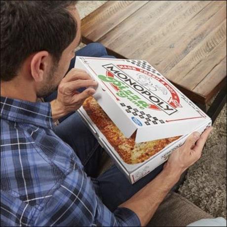 Pizza Monopoly