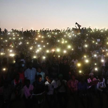 Image: SUDAN-POLITICS-UNREST-DEMO