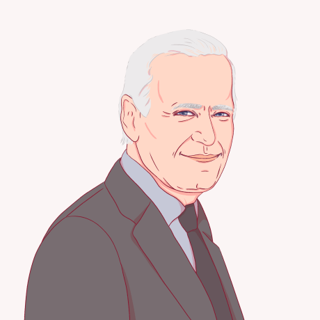 Illustration of Joe Biden