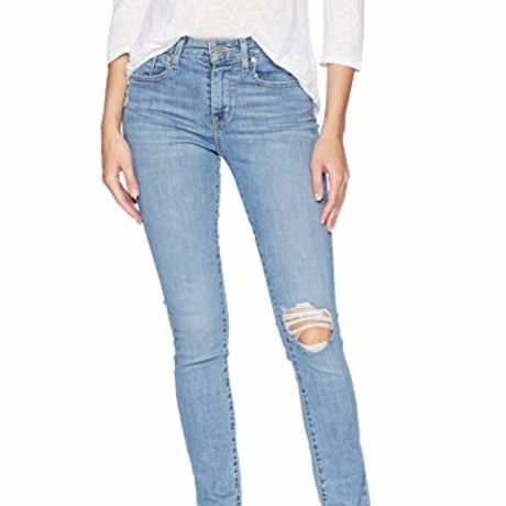 Levi's Women's High Rise Skinny Jeans