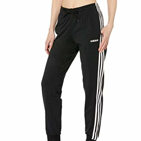 adidas Women's 3-stripes Single Jersey Pants