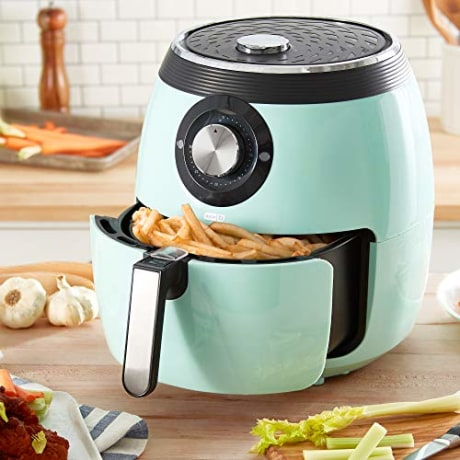 Deluxe Electric Air Fryer + Oven Cooker