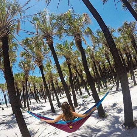 Wise Owl Outfitters Double Hammock