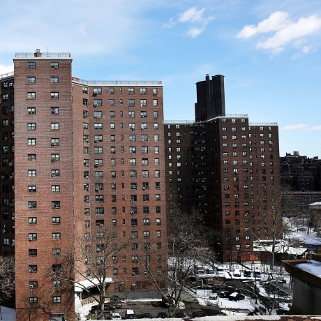 Nation's Public Housing Authorities To Have Budget Slashed In Trump's Proposed 2018 Budget