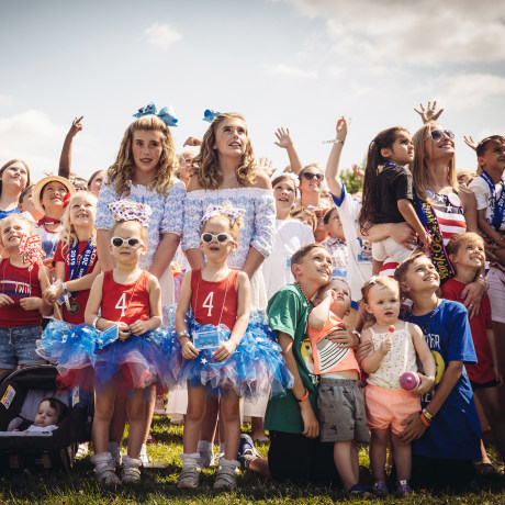 Image: Annual Twins Day Festival Held In Twinsburg, Ohio