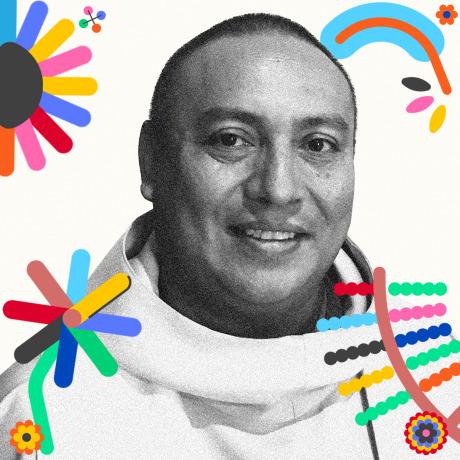 Image: Father Odel Medina.