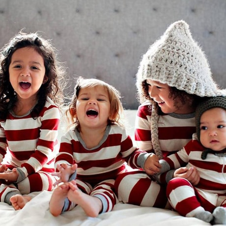 These pajamas are perfect for the holiday season!