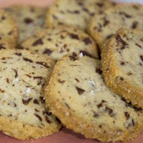 Alison Roman's Chocolate Chip-Shortbread Cookies