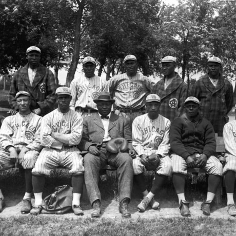 Negro Leagues - Chicago American Giants