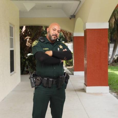 Deputy Shannon Bennett
