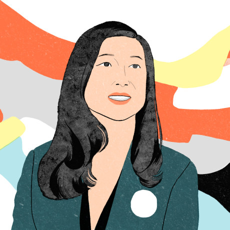 Image: Yuh Line Niou, a Chinatown representative fighting for her community.