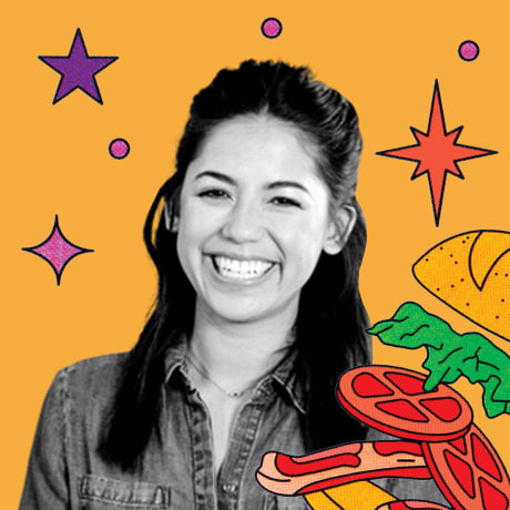 Molly Yeh's Pickle Dip Fried Boloney Sandwiches
