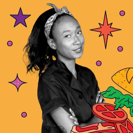 Brandin LaShea's Breakfast Jamwich