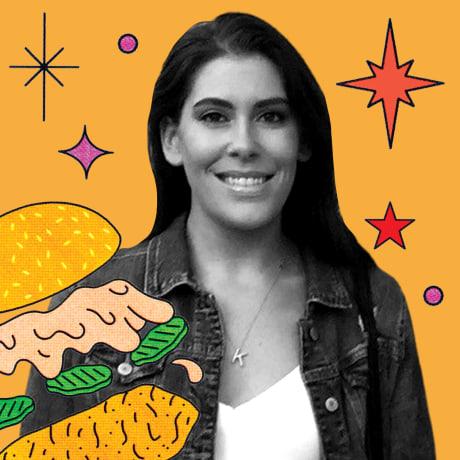 Katie Stilo's Chicken Cutlet Sandwich