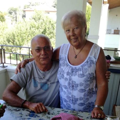 Image: Giuseppe and Giuseppina Chiodi.
