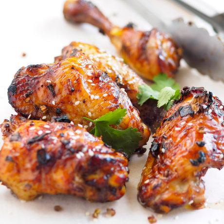 Sichuan chicken thighs