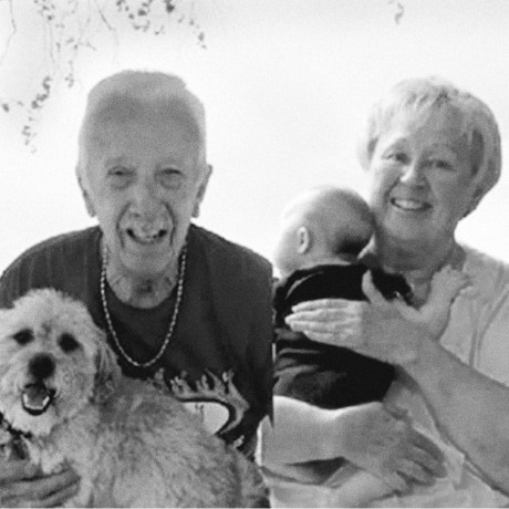 Leslie and Patricia McWaters, a Michigan couple who were married for nearly 50 years, both died from Covid-19 on Nov. 24, 2020.