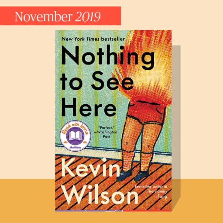 Illustration of a book picked by RWJ for the November 2019 book of the month pick