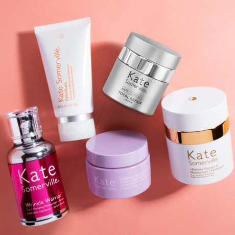 Group of different Kate Somerville products