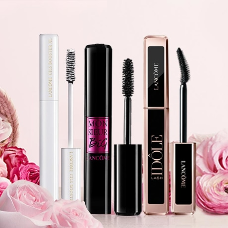 Illustration of Mascara's from Lancome