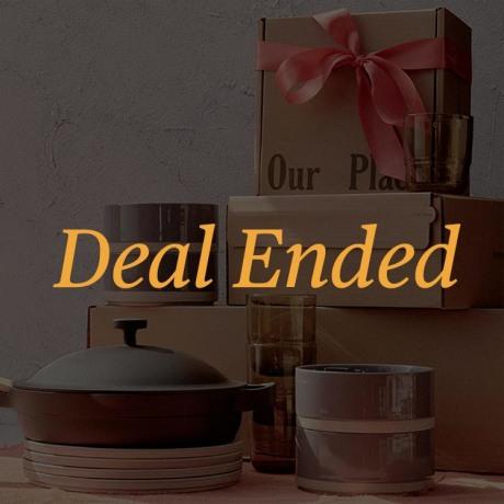 Deal Ended