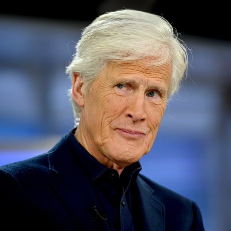 """Image Keith Morrison on NBC's \""""TODAY\"""" in 2019."""