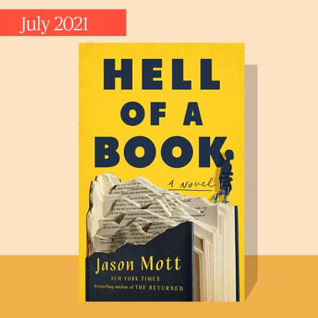 Image of Hell Of A Book by Jason Mott
