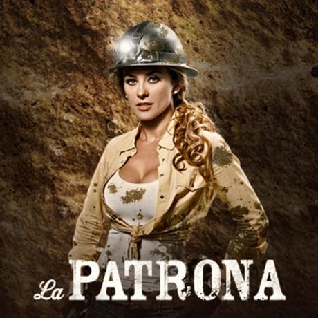 La Patrona, Novela Mexicana