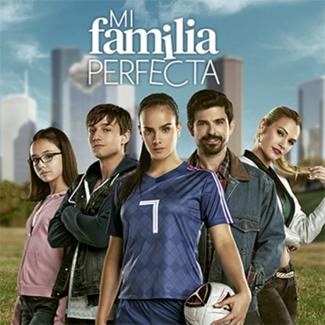 Mi Familia Perfecta, Novela Mexicana