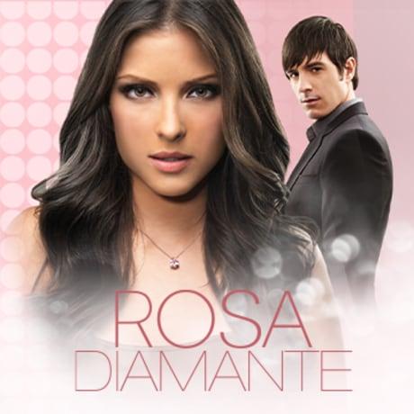 Rosa Diamante, Novela Mexicana
